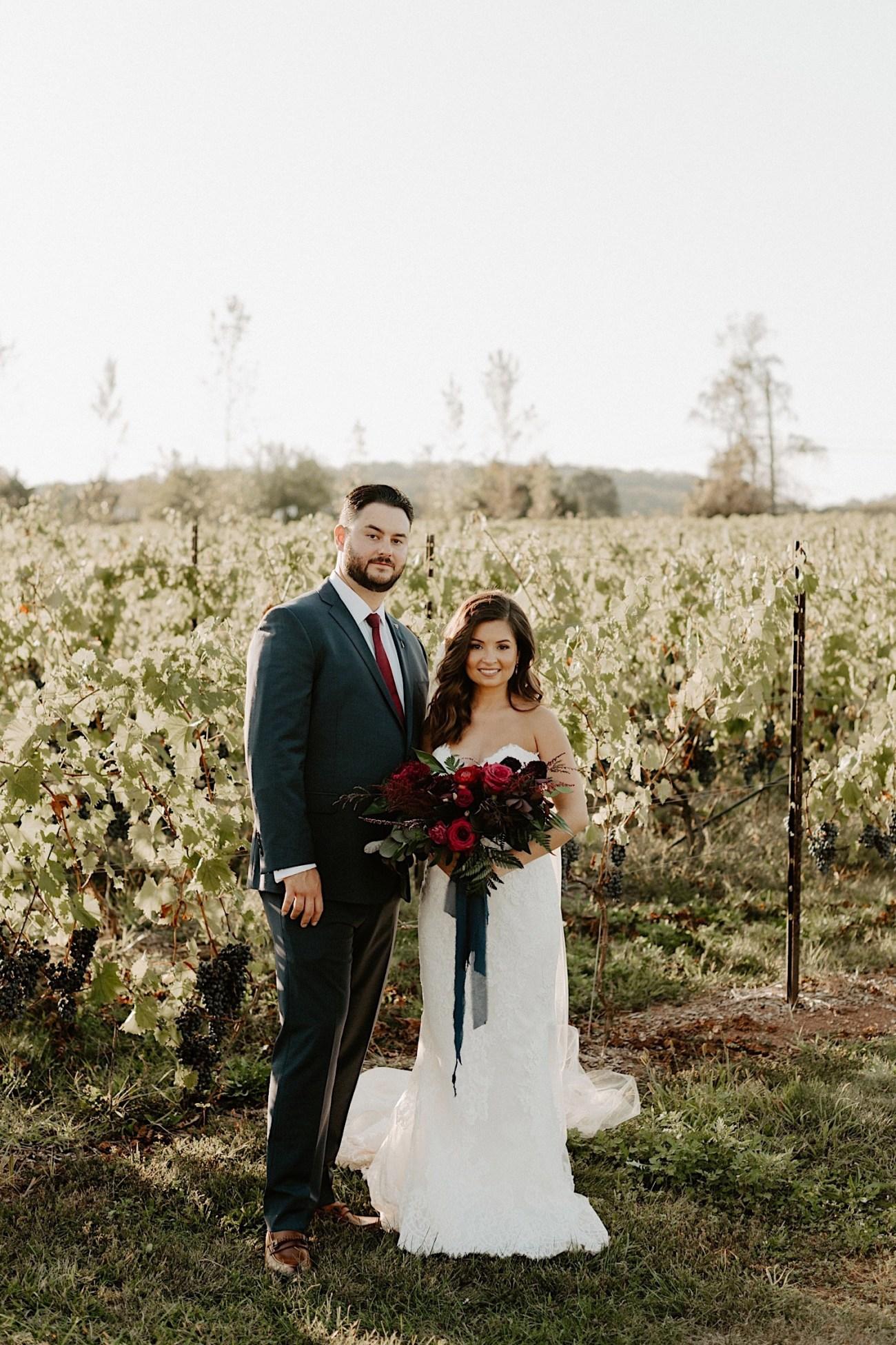 Hopewell Valley Vineyards Wedding New Jersey Wedding Photographer 12