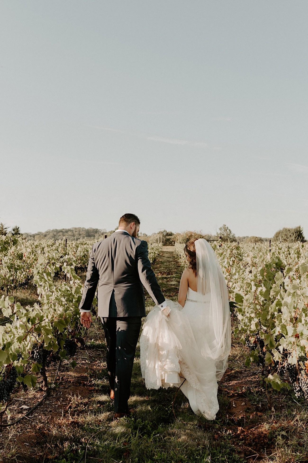 Hopewell Valley Vineyards Wedding New Jersey Wedding Photographer 14