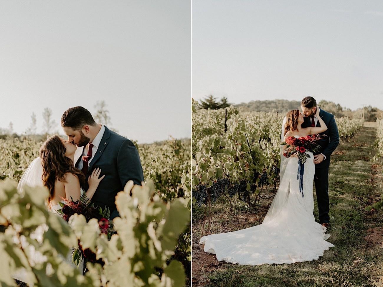 Hopewell Valley Vineyards Wedding New Jersey Wedding Photographer 17