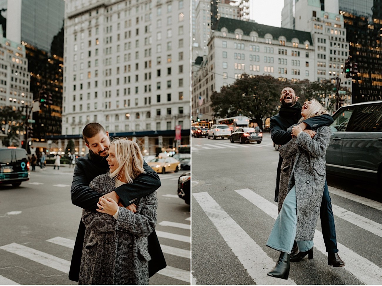 Manhattan Engagement Photos NYC Wedding Photographer New York Elopement Photographer 08