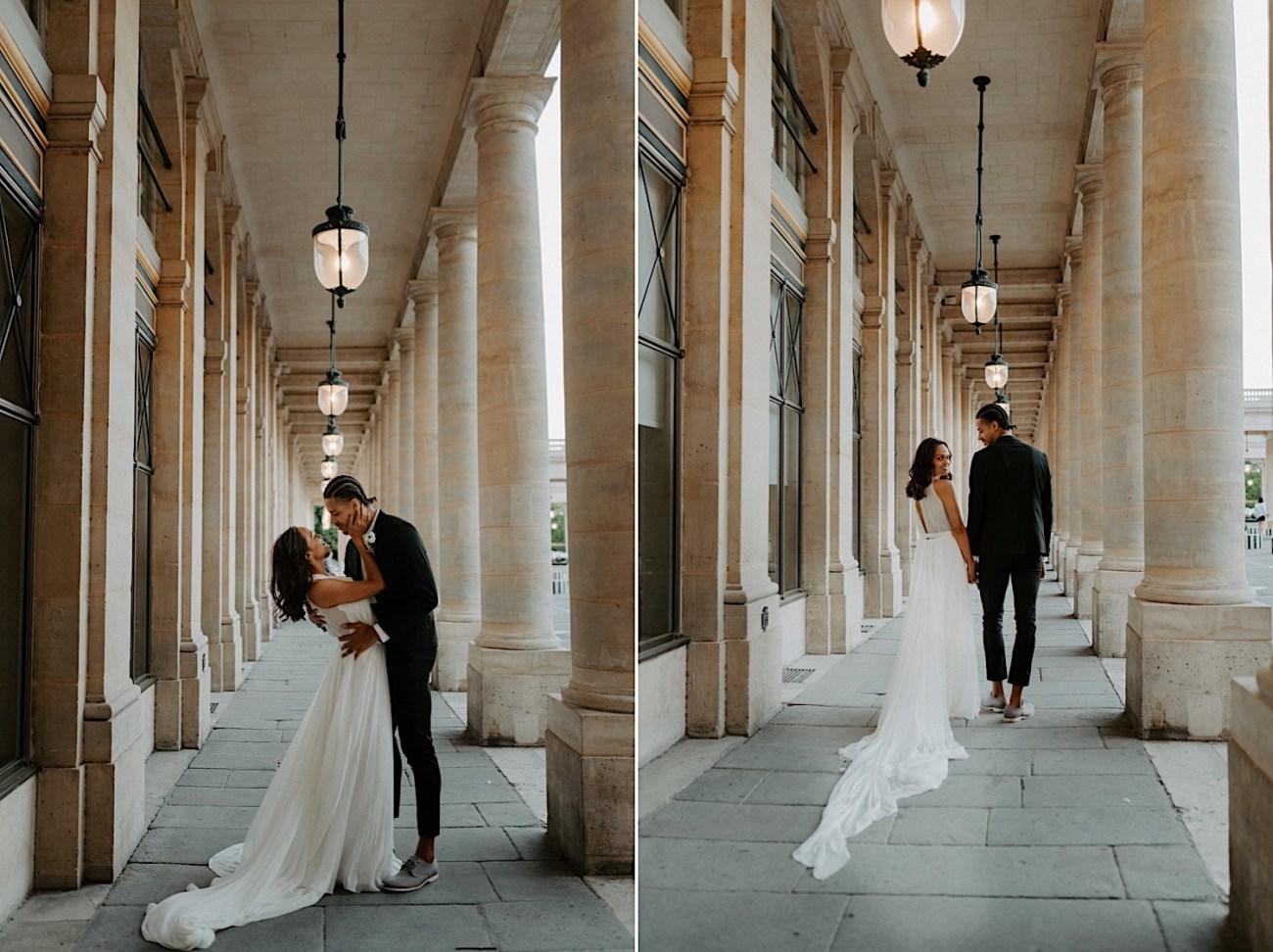 Paris Louvre Wedding Photos Paris Wedding Photographer Destination Wedding France Anais Possamai Photography 06