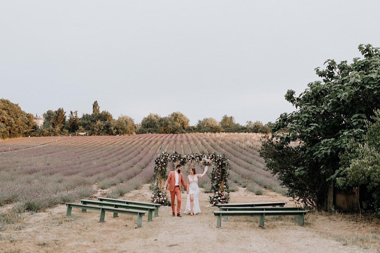 Terre Ugo Un Marriage En Provence Lavender Field Wedding French Wedding Provence Wedding Destination Wedding France Photographe De Marriage Provence France Anais Possamai Photography 26