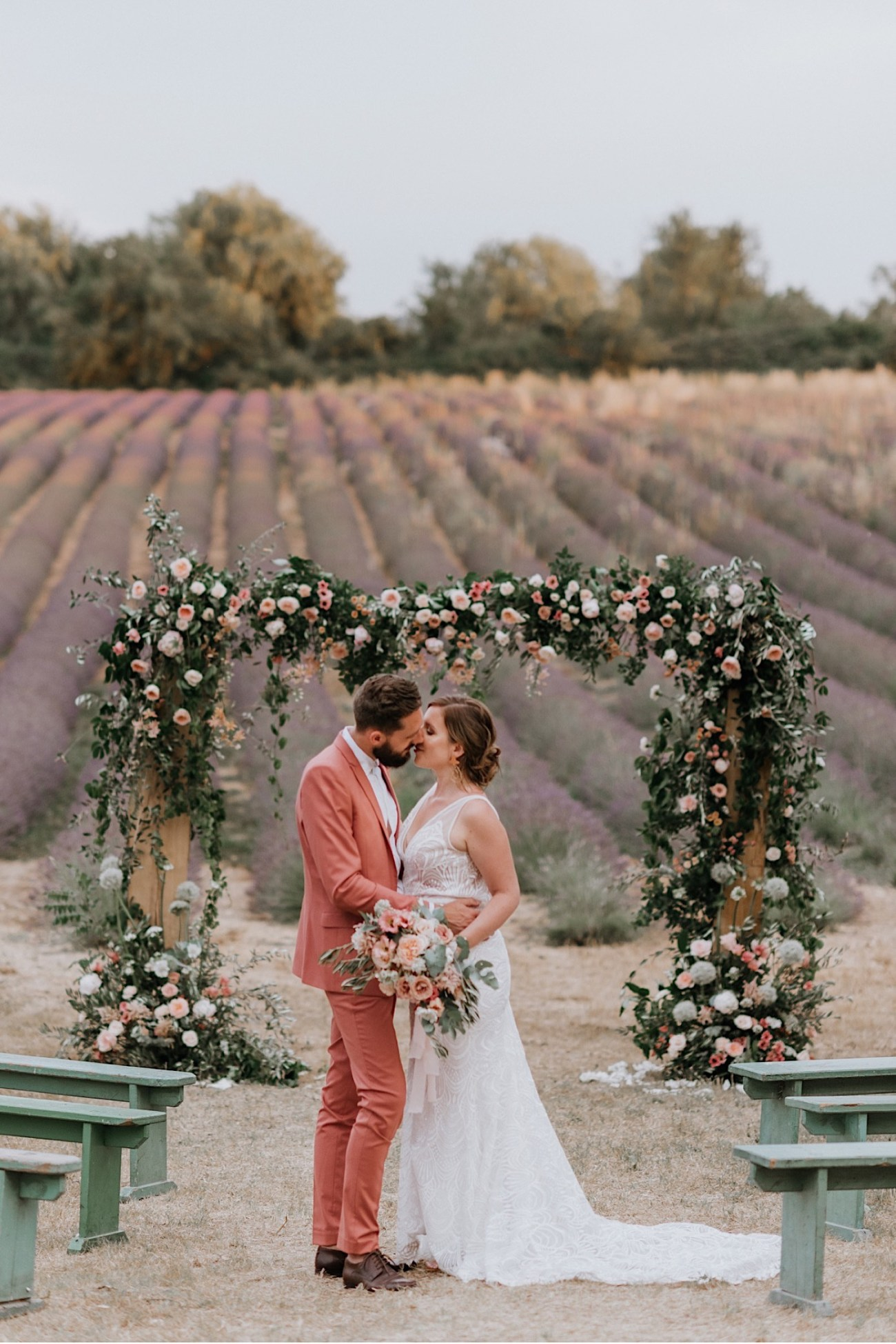 Terre Ugo Un Marriage En Provence Lavender Field Wedding French Wedding Provence Wedding Destination Wedding France Photographe De Marriage Provence France Anais Possamai Photography 27