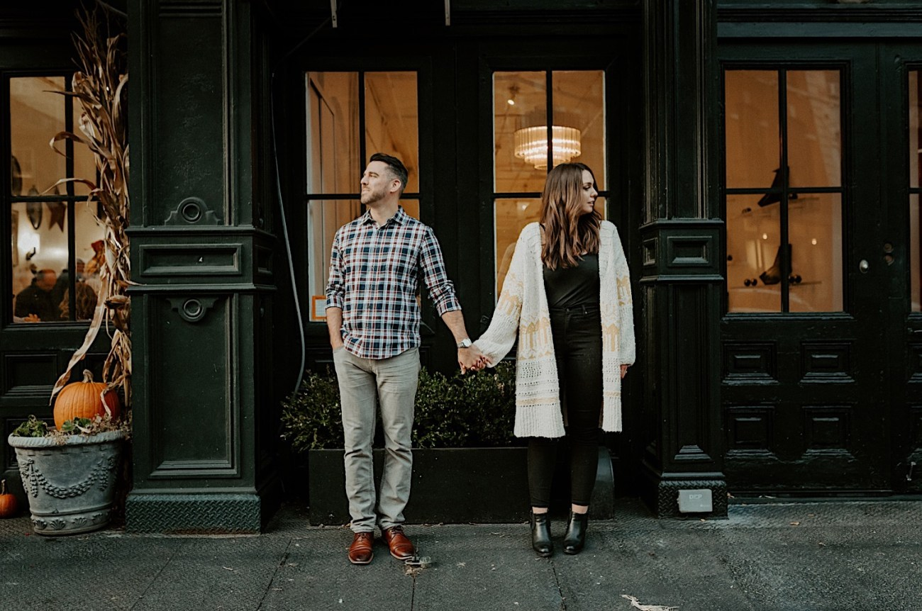 Tribeca Engagement Session NYC Engagement Photos New York Wedding Photographer 23