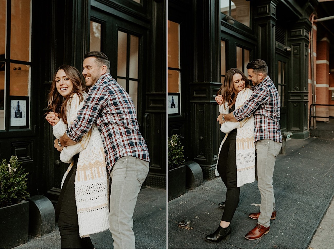 Tribeca Engagement Session NYC Engagement Photos New York Wedding Photographer 24
