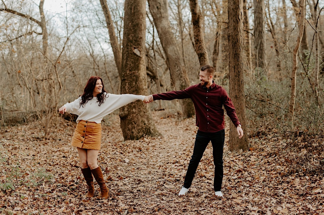 Tyler State Park Engagement Session Philadelphia Wedding Photographer Philadelphia Engagement Session 08
