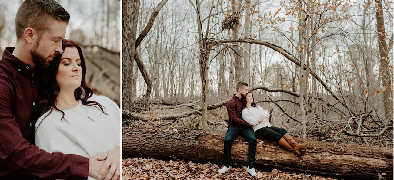 Tyler State Park Engagement Session Philadelphia Wedding Photographer Philadelphia Engagement Session 30
