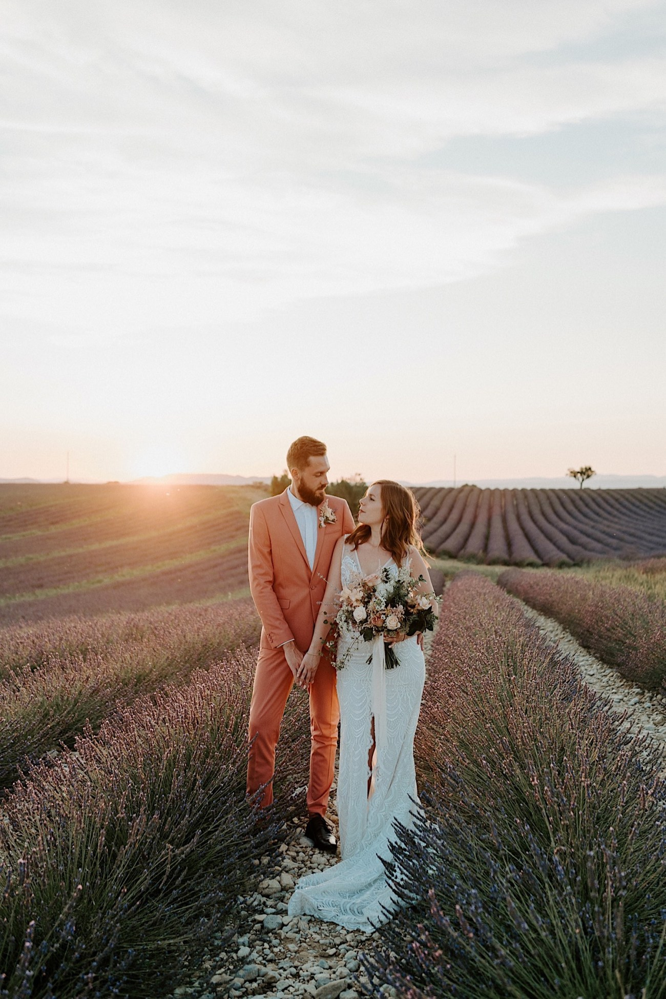 Valensole Wedding Photos Lavender Field Wedding Provence Wedding French Wedding Photographer Destination Wedding France Anais Possamai Photography 01