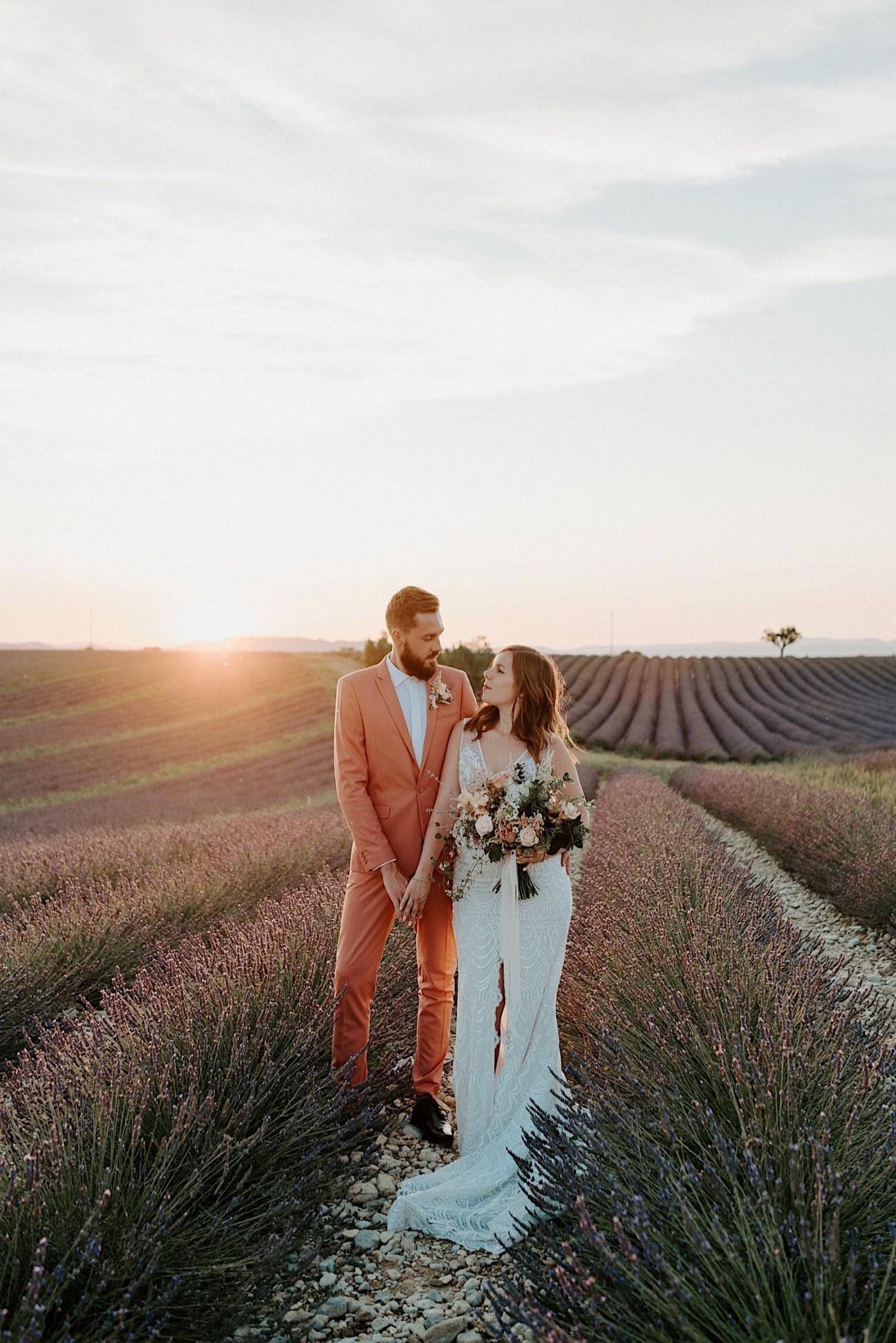 Valensole Wedding Photos Lavender Field Wedding Provence Wedding French Wedding Photographer Destination Wedding France Anais Possamai Photography 01