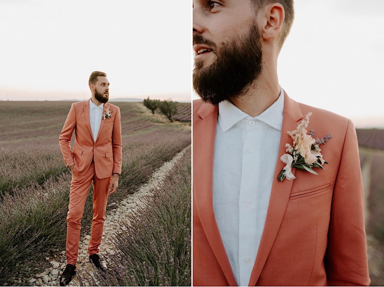 Valensole Wedding Photos Lavender Field Wedding Provence Wedding French Wedding Photographer Destination Wedding France Anais Possamai Photography 06