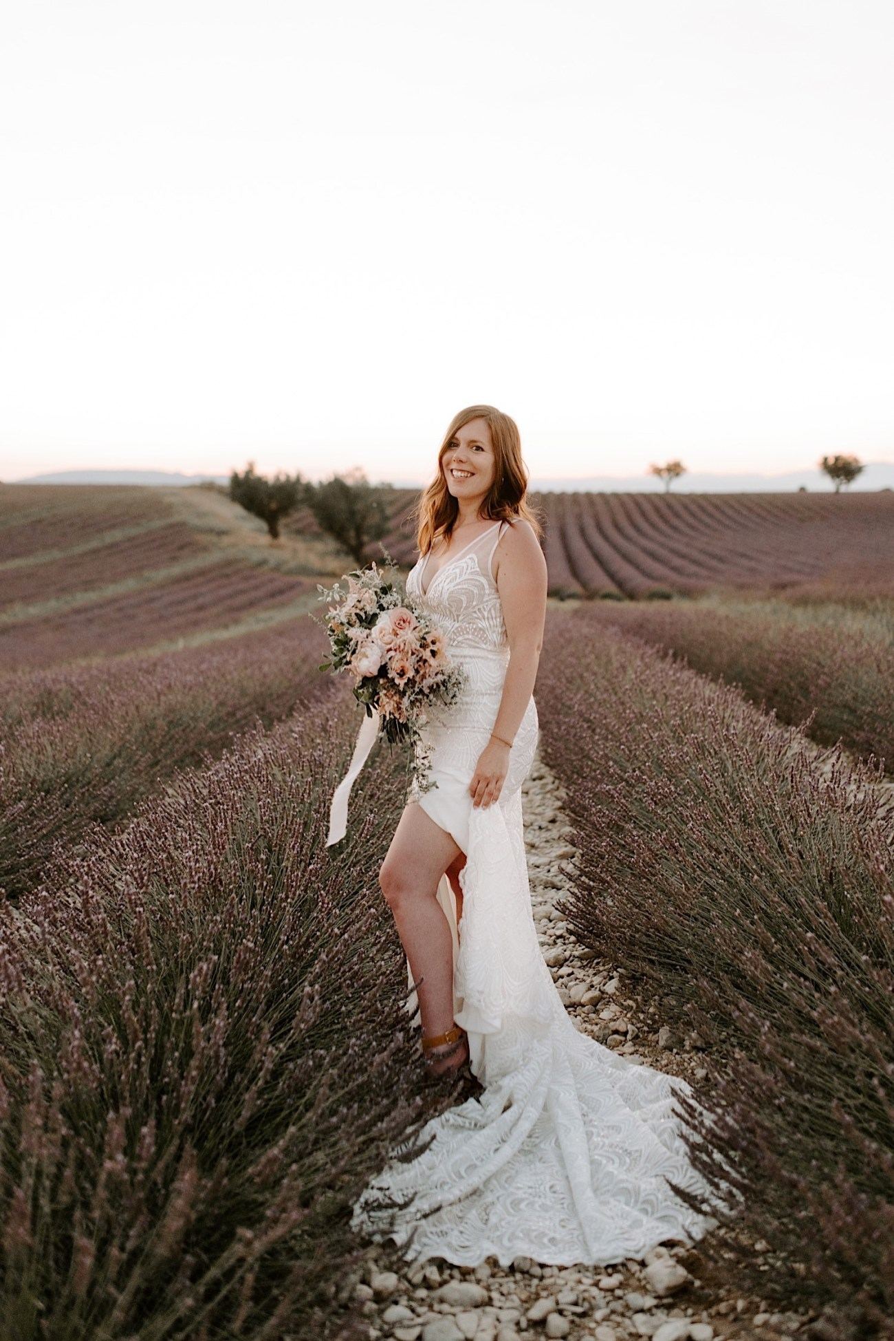 Valensole Wedding Photos Lavender Field Wedding Provence Wedding French Wedding Photographer Destination Wedding France Anais Possamai Photography 09