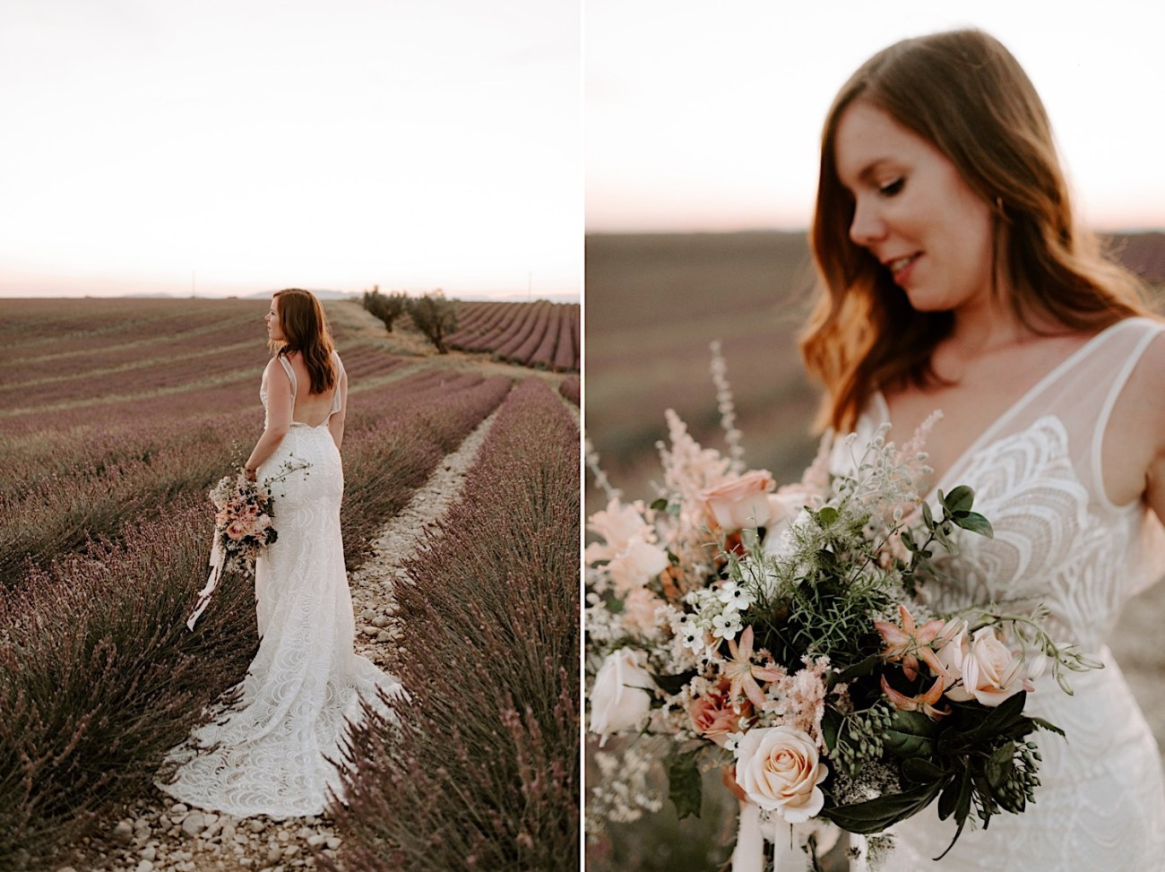 Valensole Wedding Photos Lavender Field Wedding Provence Wedding French Wedding Photographer Destination Wedding France Anais Possamai Photography 10