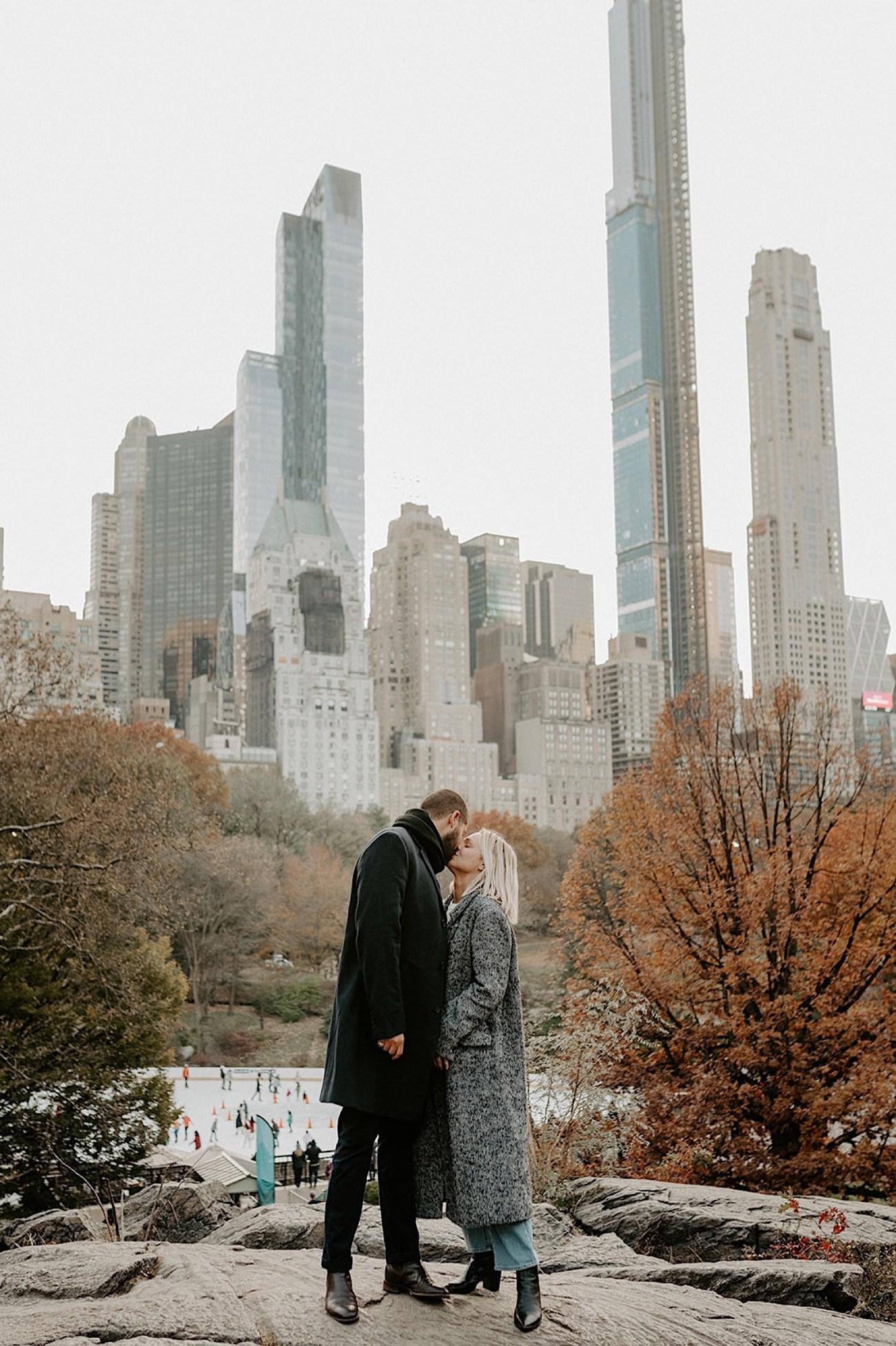 095 Central Park Enagement Photos Bethesda Terrace Engagement Photos New York Wedding Photographer