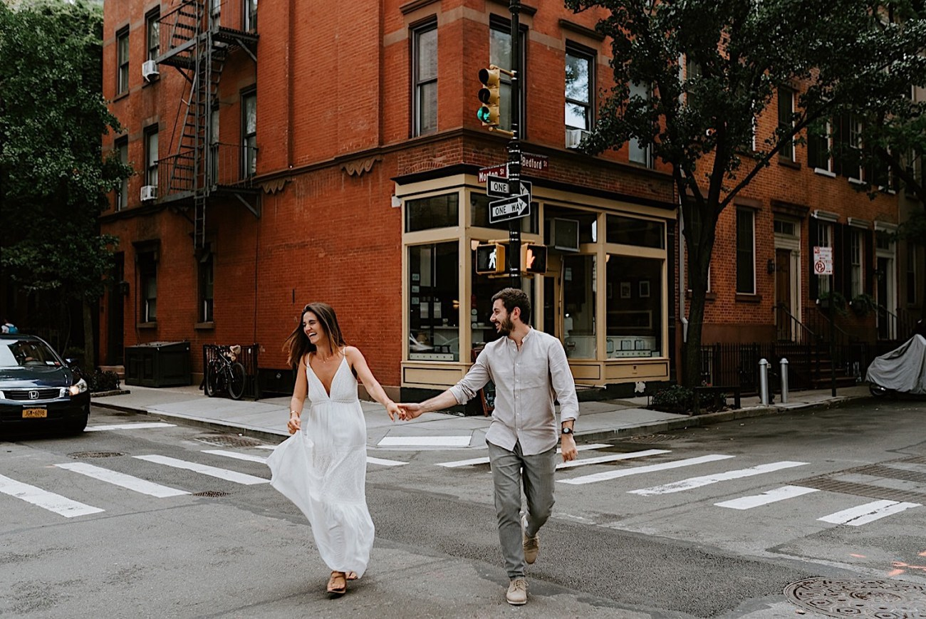 140 Greenwich Village Engagement Photos New York City Engagement Photos NYC Wedding Photographer