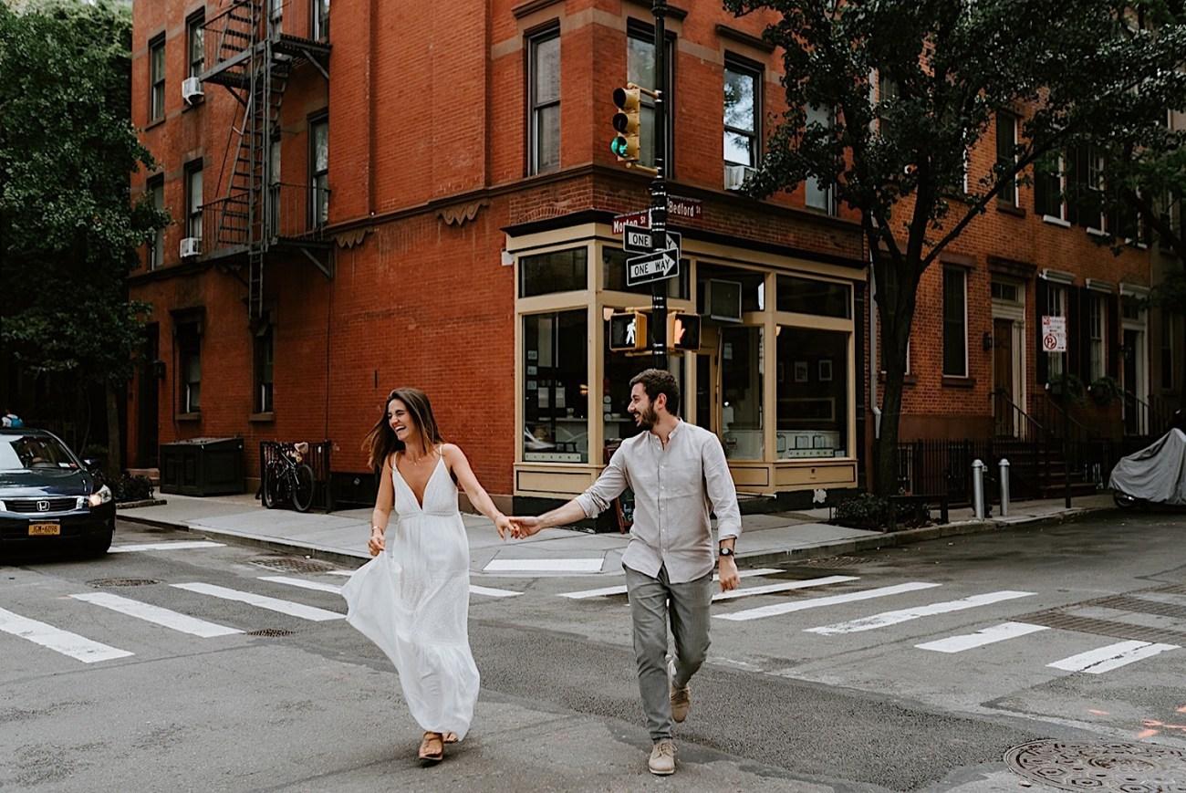 140 Greenwich Village Engagement Photos New York City Engagement Photos NYC Wedding Photographer