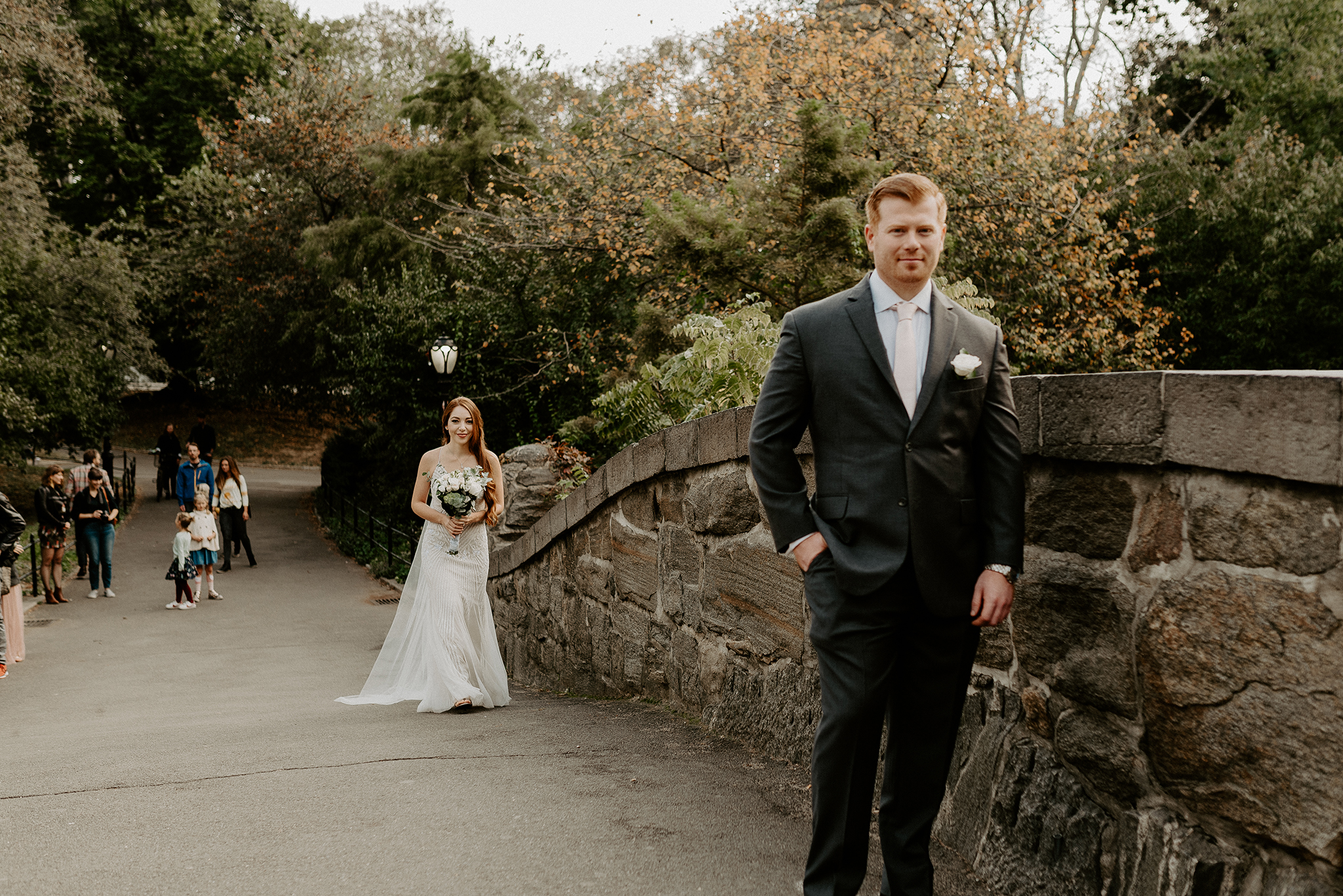 Central Park Elopement First Look Wedding Tips 002