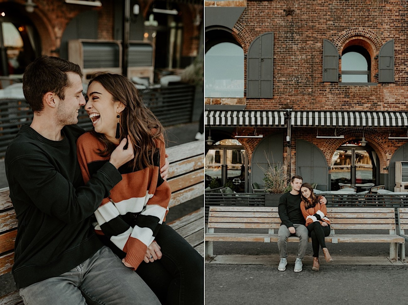 Dumbo Brooklyn Couple Session New York Wedding Photographer Fall Engagement Session NYC Engagement Photos 011