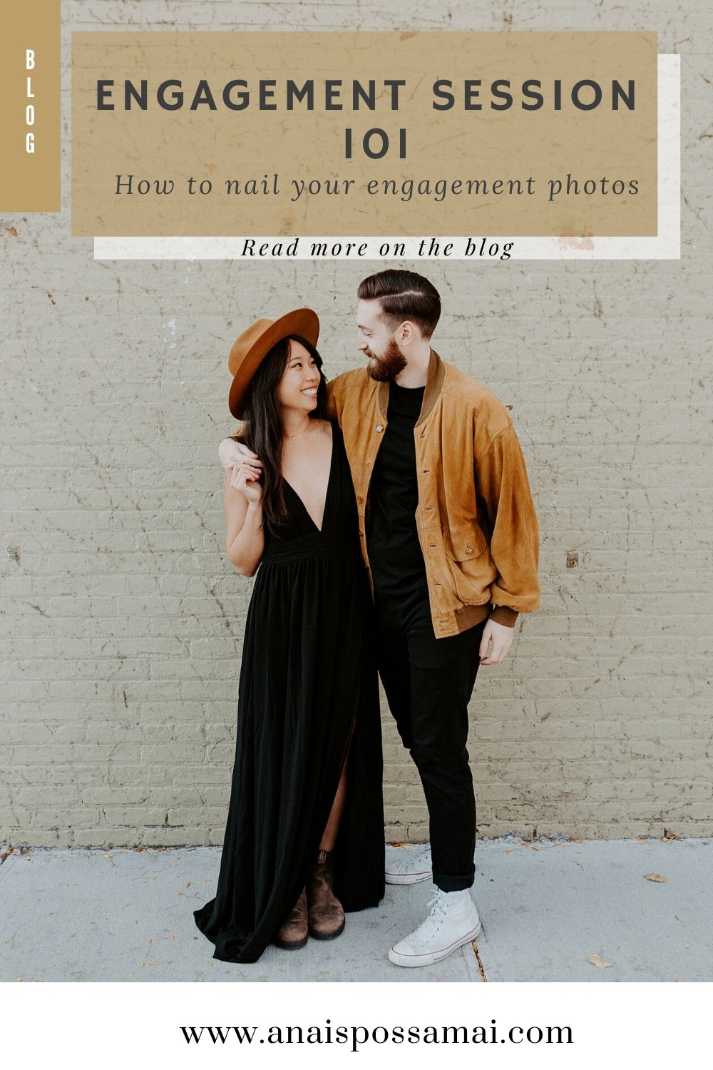 Your Guide To Nail Your Engagement Photos Engagement Session 101 Anais Possamai Photography