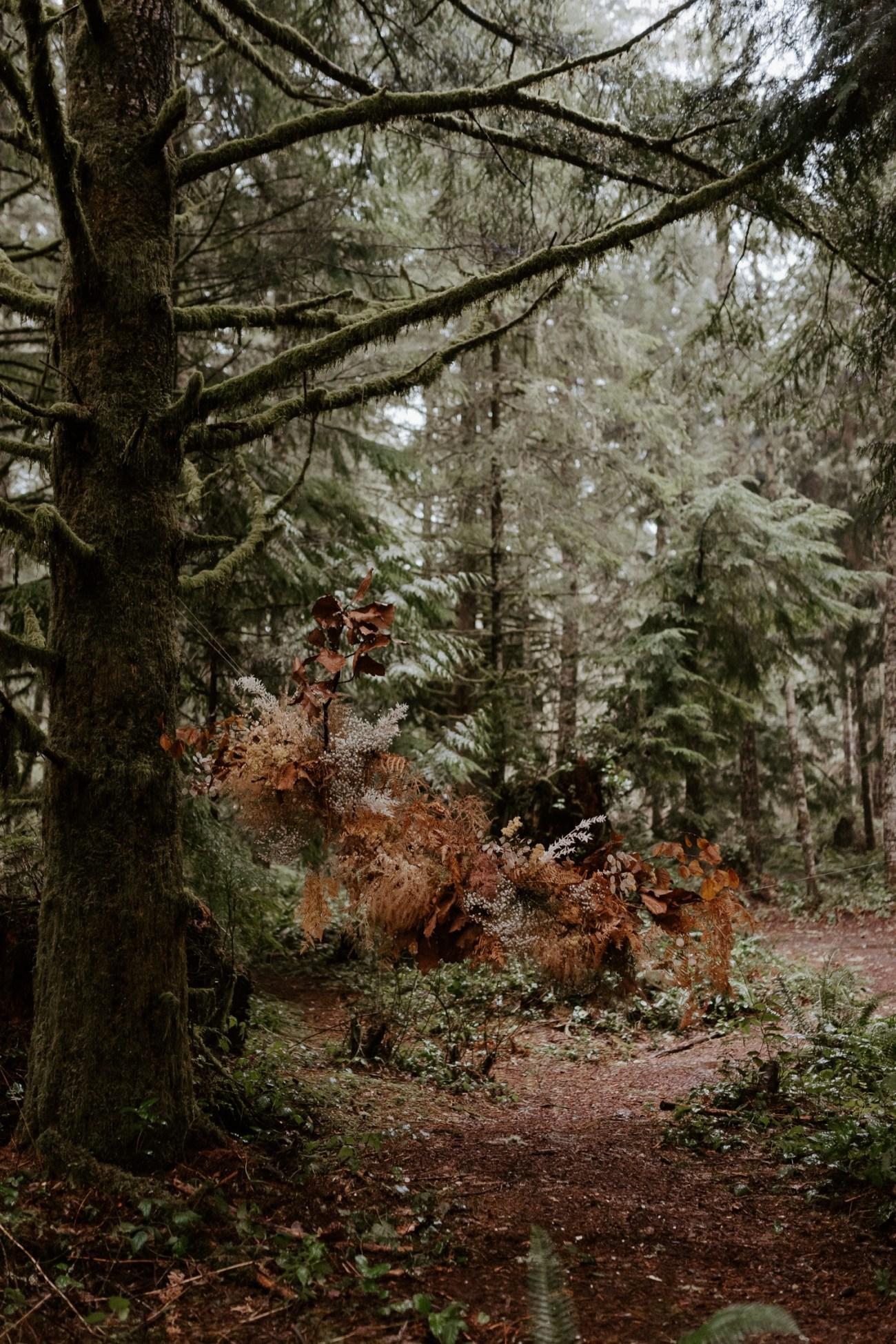 The Woodlands House Sandy Oregon Elopement Portland Elopement Photographer PNW Adventurous Elopement Anais Possamai Photography 011