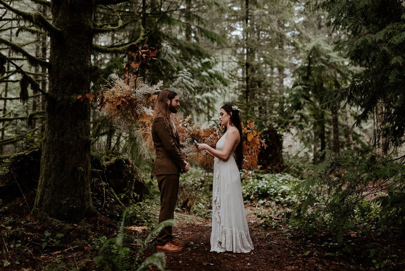 The Woodlands House Sandy Oregon Elopement PNW Wedding How To Plan A Destination Elopement Anais Possamai Photography 1