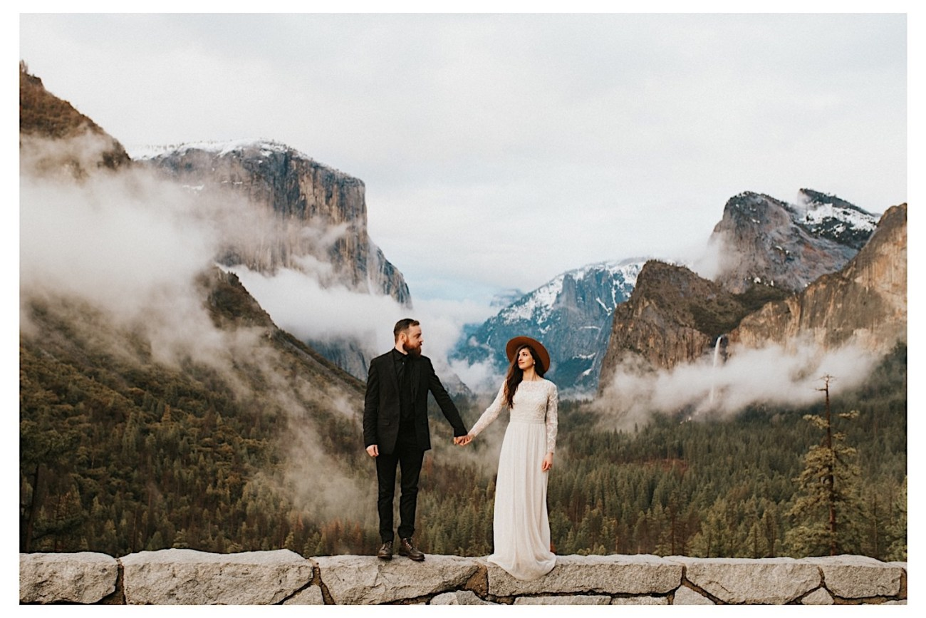 Reasons Why You Should Elope Top Reasons To Elope Elopement Photographer Yosemite National Park Elopement 016