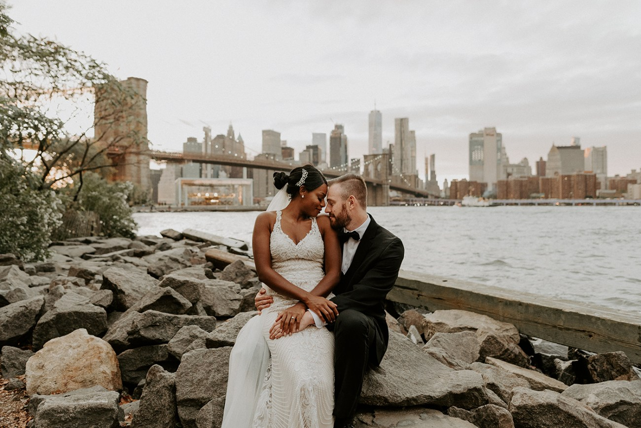 Brooklyn Dumbo Elopement Wedding NYC Wedding Photographer Destination Wedding 059