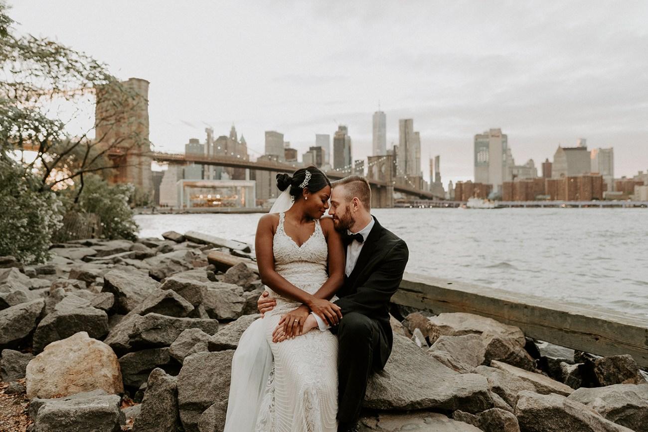 Brooklyn Dumbo Elopement Wedding NYC Wedding Photographer Destination Wedding 059