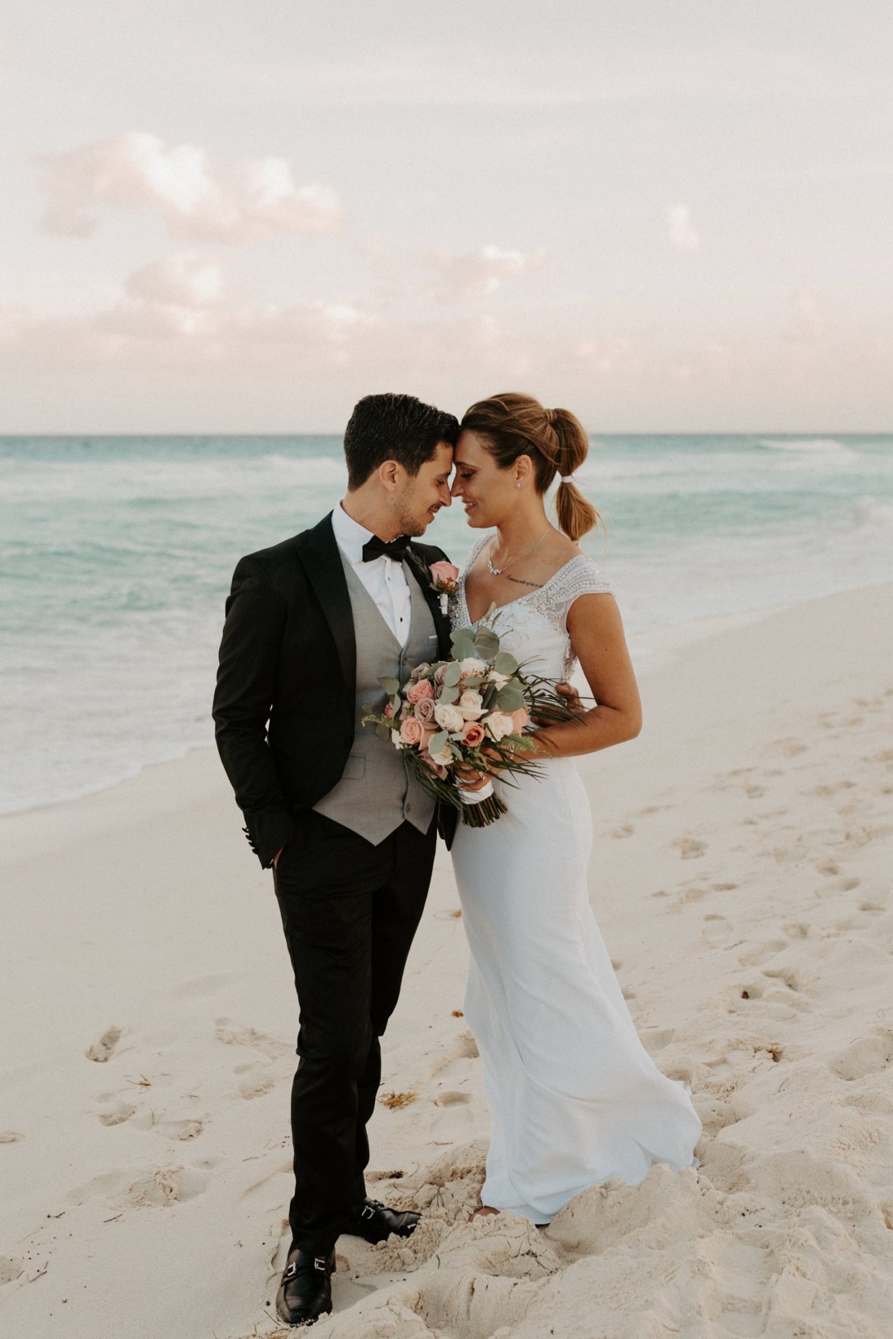 Cancun Destination Wedding Mexico Tulum Wedding Photographer Anais Possamai Photography 042