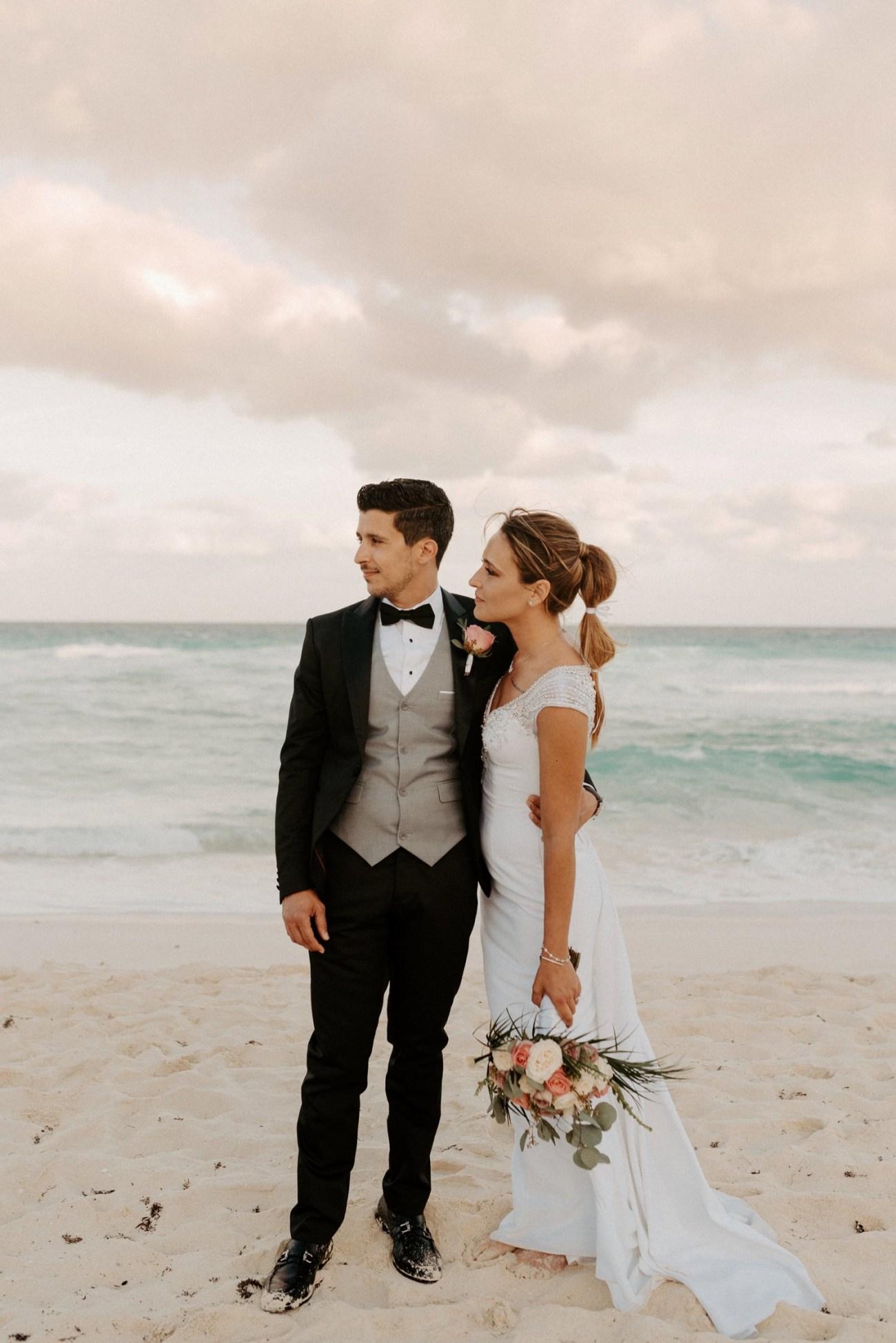 Cancun Destination Wedding Mexico Tulum Wedding Photographer Anais Possamai Photography 048