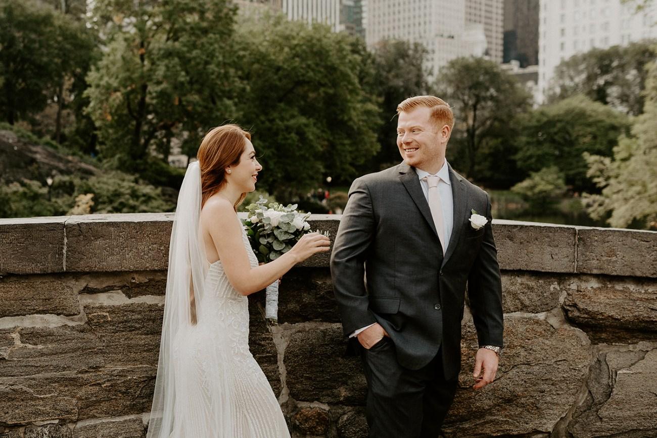 Central Park Elopement Bethesda Fountain Wedding New York Wedding Photographer 03