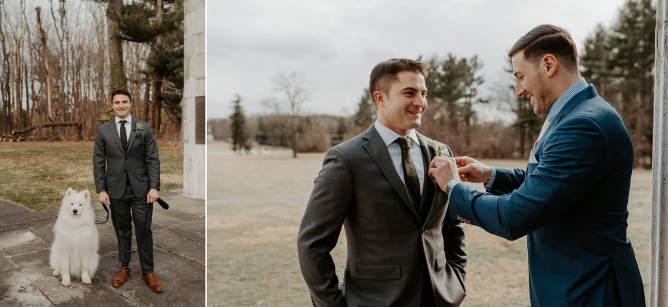 Princeton Battlefield Wedding Princeton University Elopement New Jersey Wedding Photographer Anais Possamai Photography 03