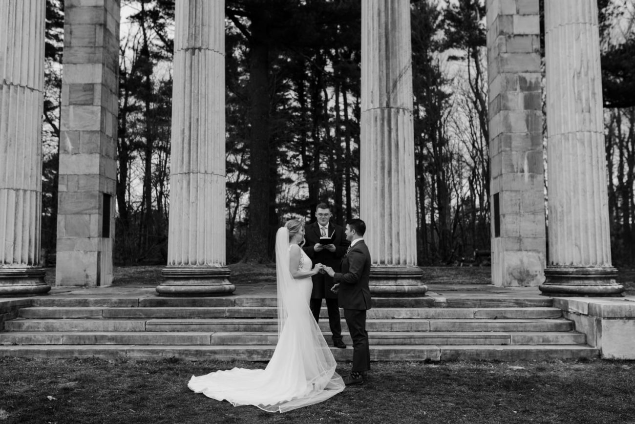 Princeton Battlefield Wedding Princeton University Elopement New Jersey Wedding Photographer Anais Possamai Photography 11