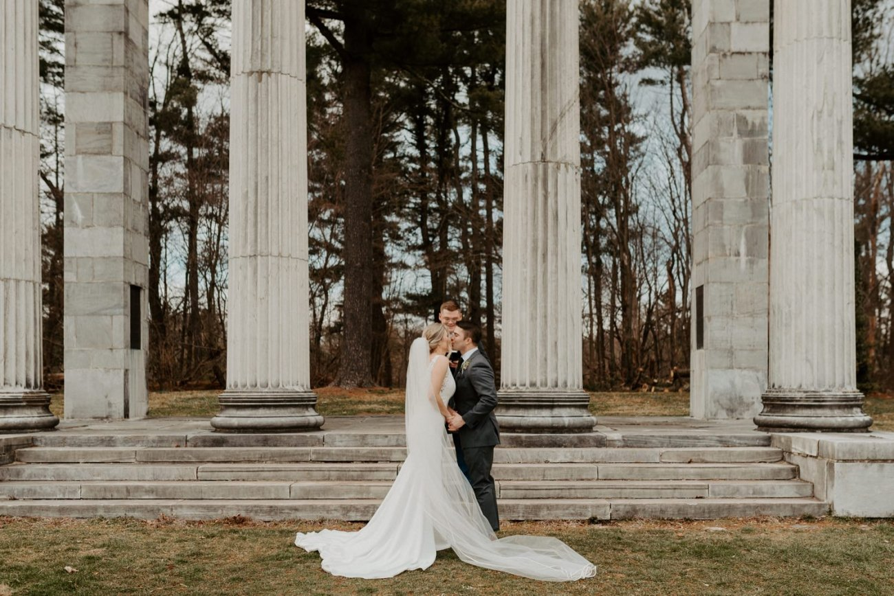 Princeton Battlefield Wedding Princeton University Elopement New Jersey Wedding Photographer Anais Possamai Photography 14