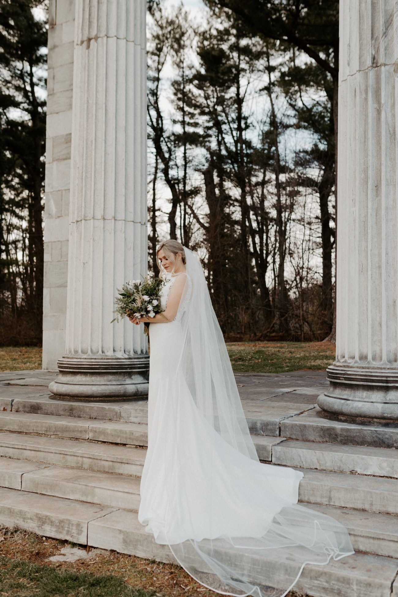 Princeton Battlefield Wedding Princeton University Elopement New Jersey Wedding Photographer Anais Possamai Photography 23