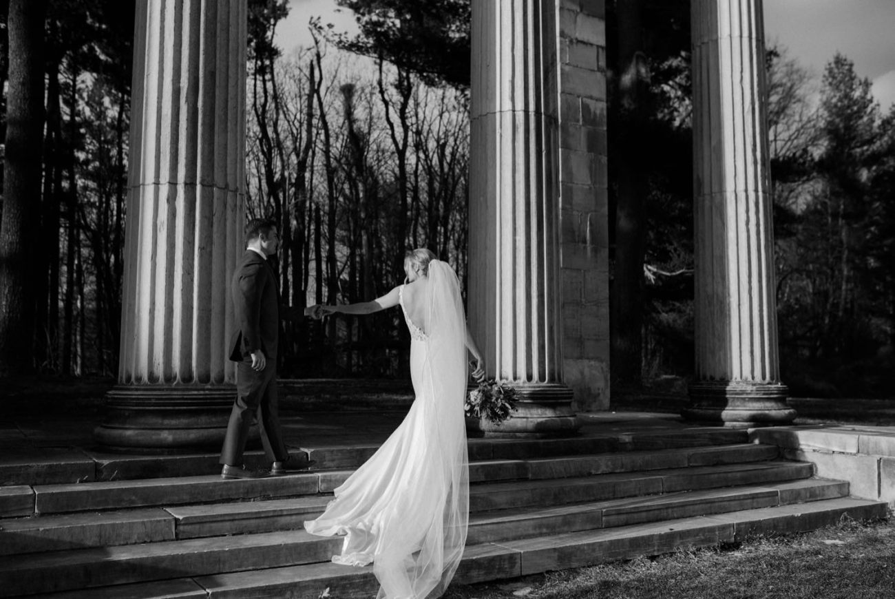 Princeton Battlefield Wedding Princeton University Elopement New Jersey Wedding Photographer Anais Possamai Photography 27