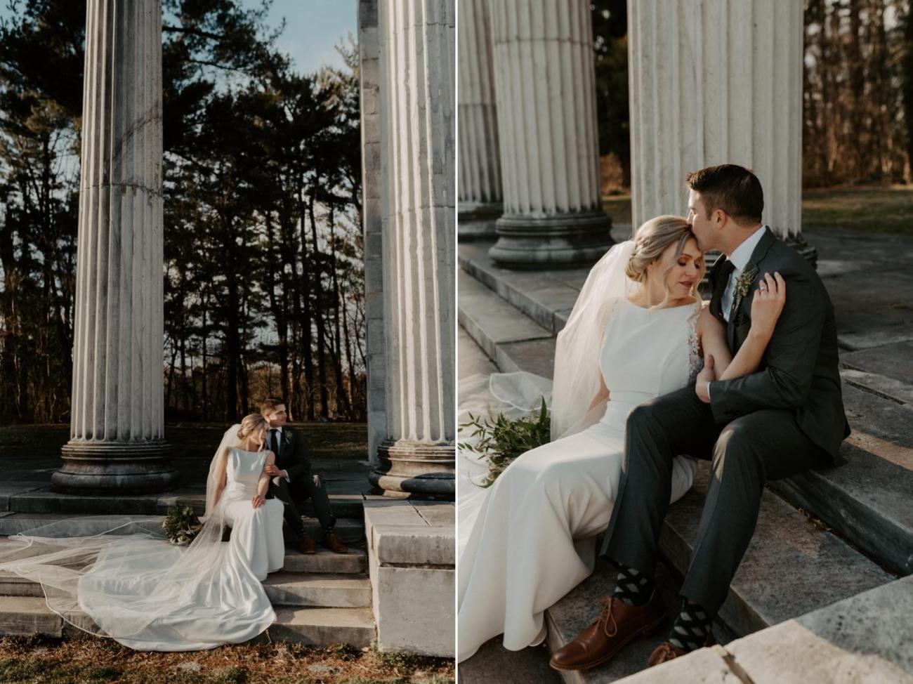 Princeton Battlefield Wedding Princeton University Elopement New Jersey Wedding Photographer Anais Possamai Photography 29