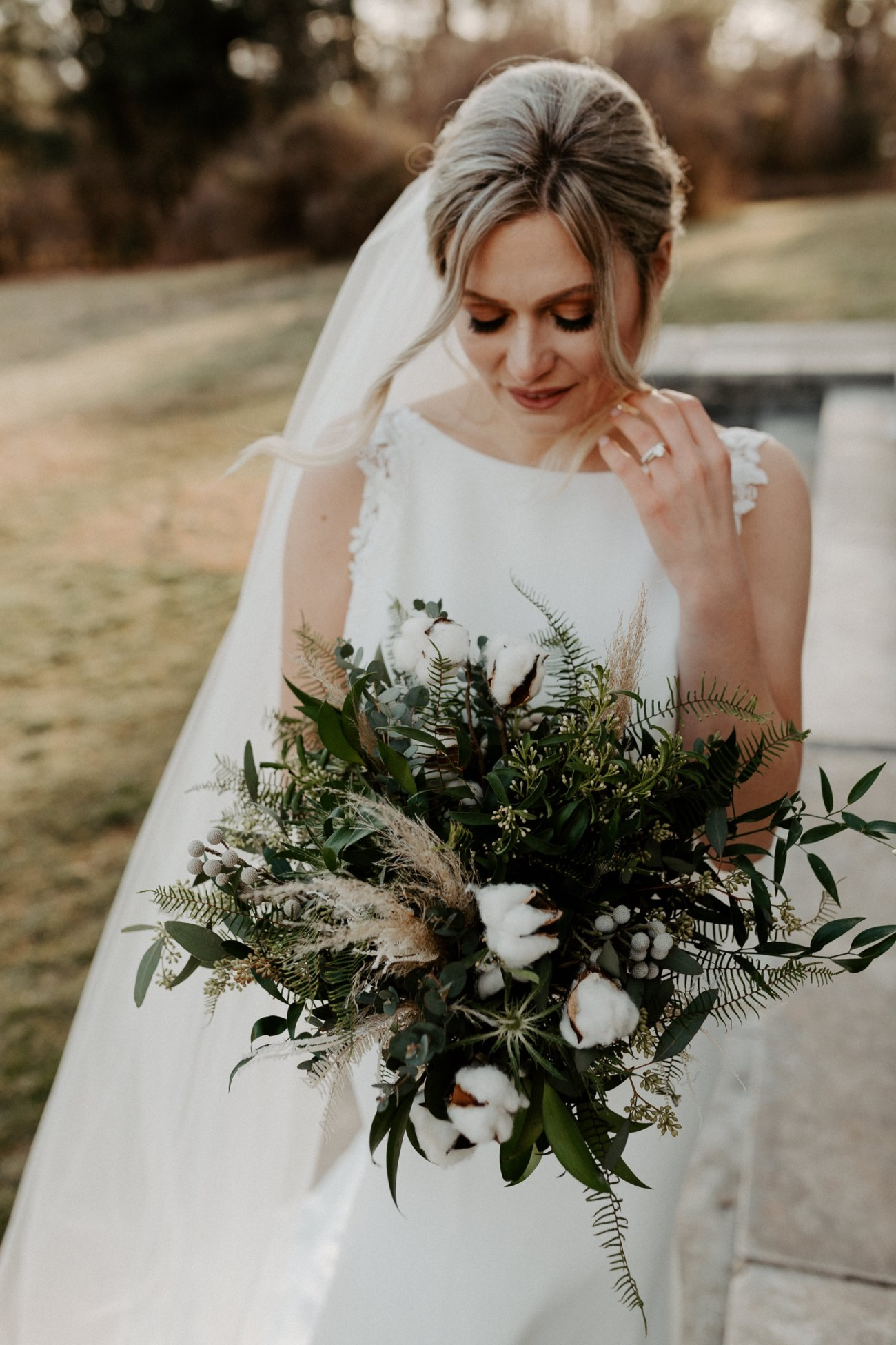 Winter Wedding Bouquet Inspiration Made By Viburnum Designs