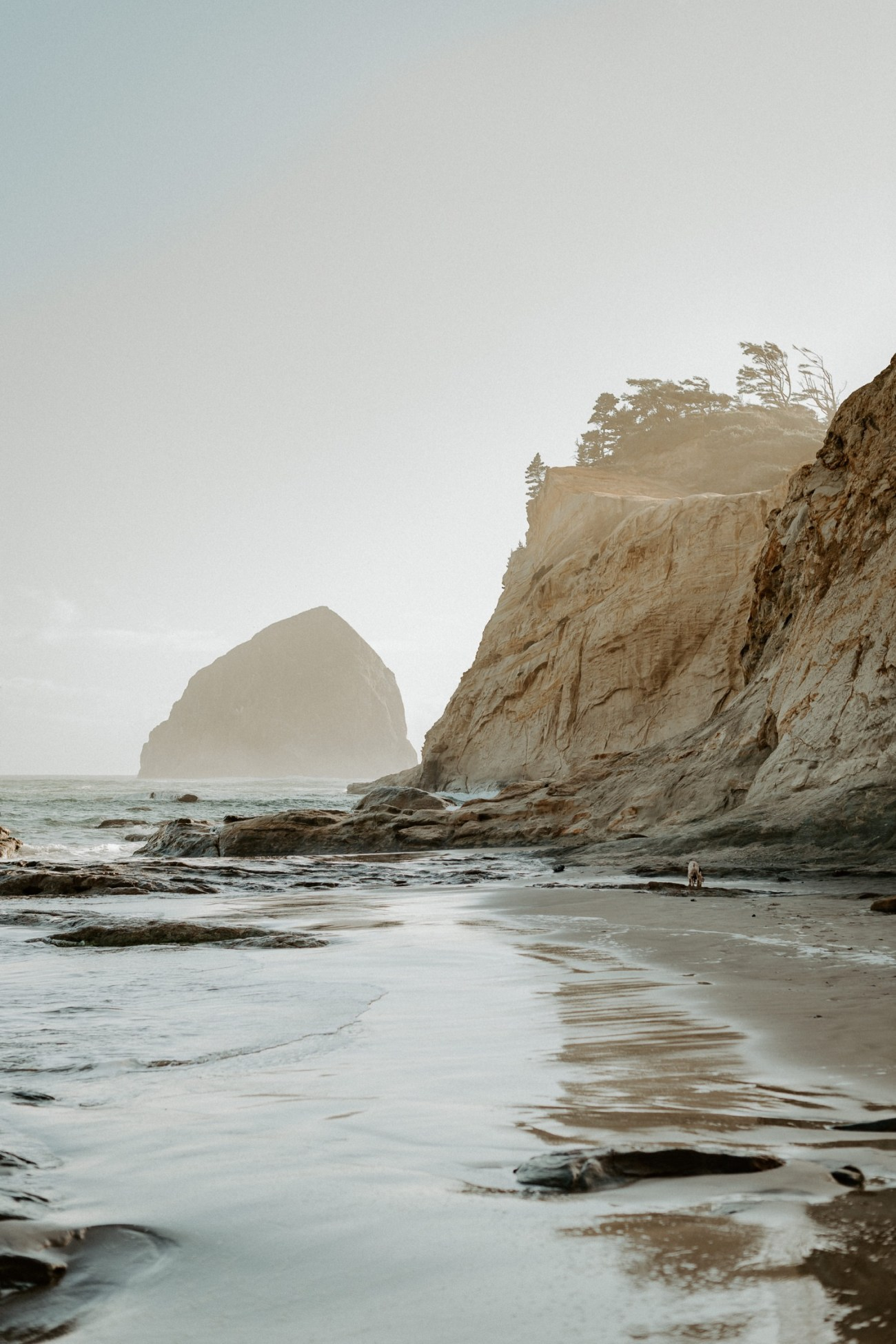 Cape Kiwanda Pacific City Oregon Couple Session Portland Wedding Photographer 001