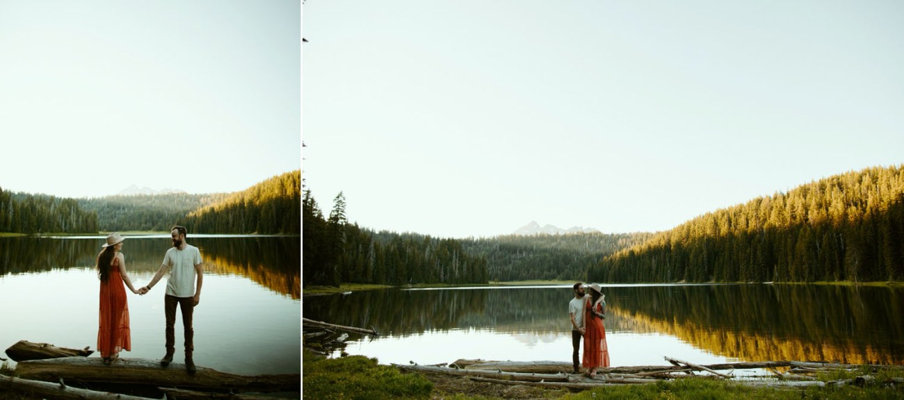 Todd Lake Elopement Bend Oregon Elopement Locations Best Elopement Locations In Oregon Bend Wedding And Elopement Photographer Anais Possamai Photography 009