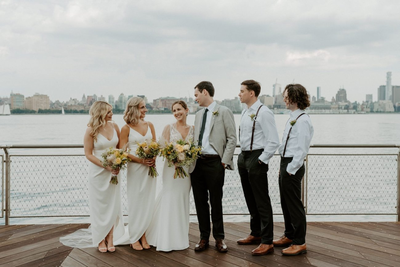 Antique Loft Hoboken Wedding New Jersey Wedding Photographer Anais Possamai Photography 035