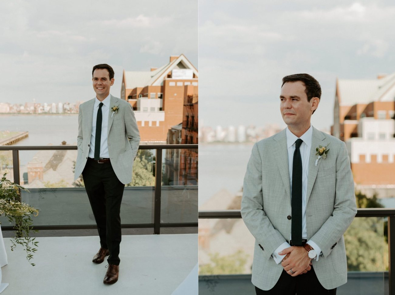 Antique Loft Hoboken Wedding New Jersey Wedding Photographer Anais Possamai Photography 058