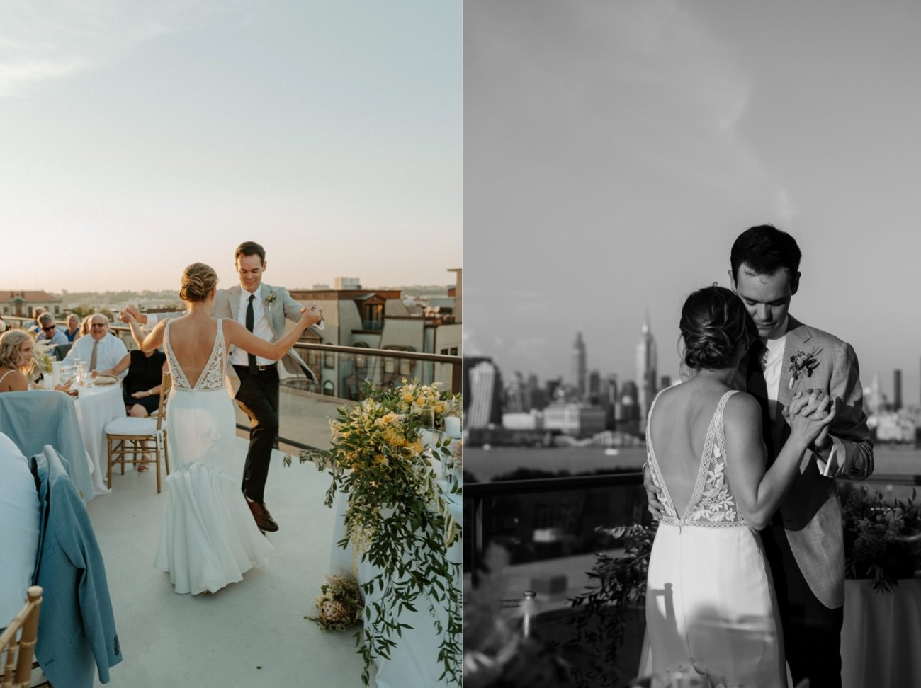 Antique Loft Hoboken Wedding New Jersey Wedding Photographer Anais Possamai Photography 087