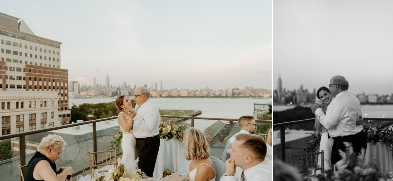 Antique Loft Hoboken Wedding New Jersey Wedding Photographer Anais Possamai Photography 093