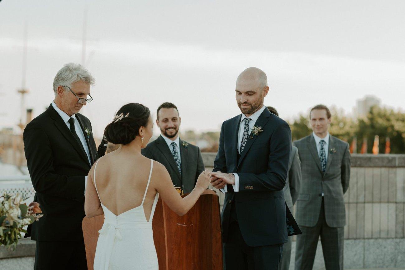 Independence Seaport Museum Philadelphia Wedding Anais Possamai Photography New Jersey Wedding Photographer 034