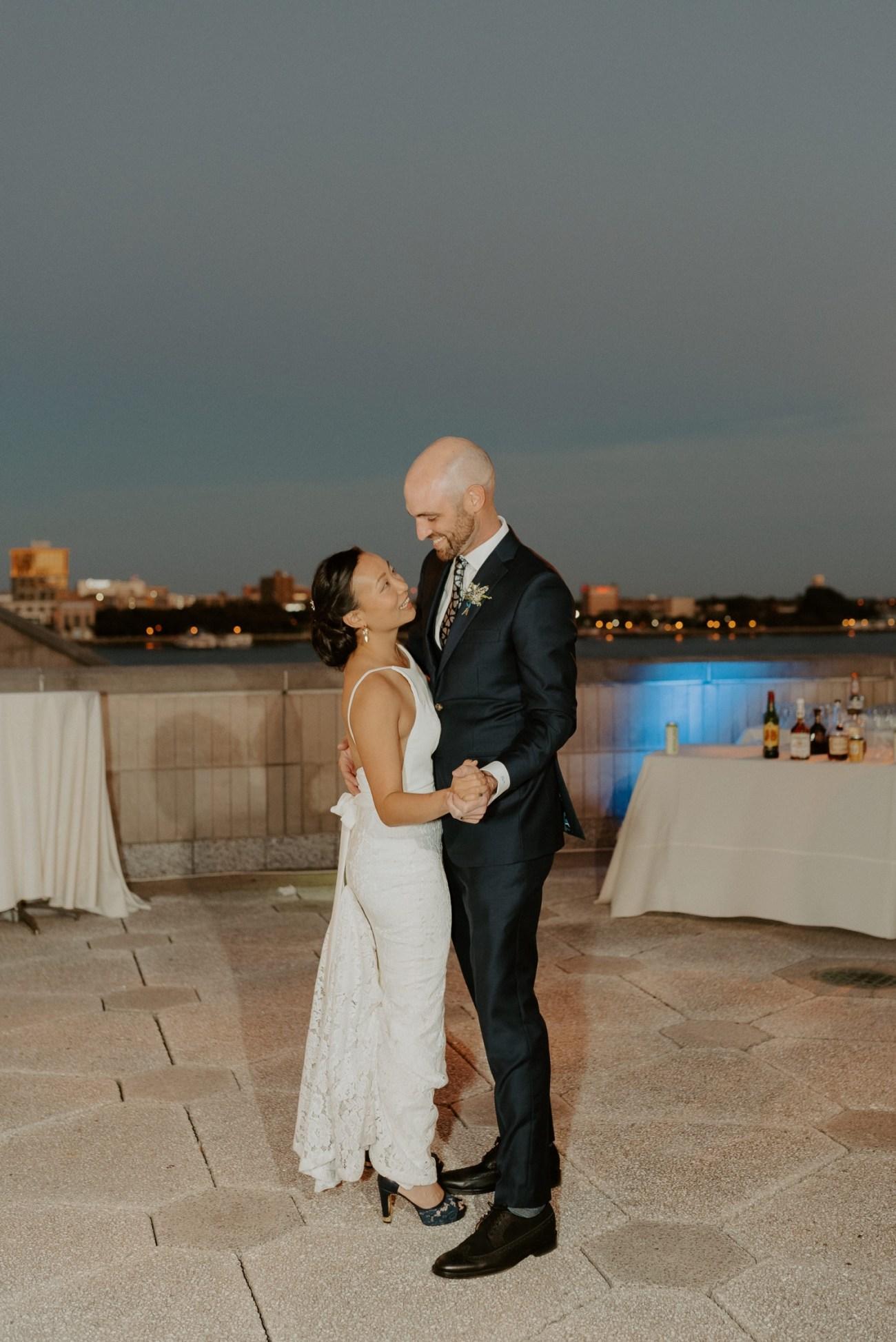 Independence Seaport Museum Philadelphia Wedding Anais Possamai Photography New Jersey Wedding Photographer 063