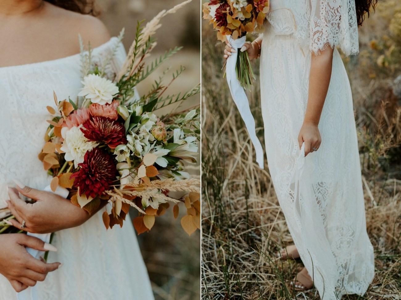Smith Rock Elopement Bend Elopement Photographer Bend Wedding Photographer Fall Bend Wedding Anais Possamai Photography 007