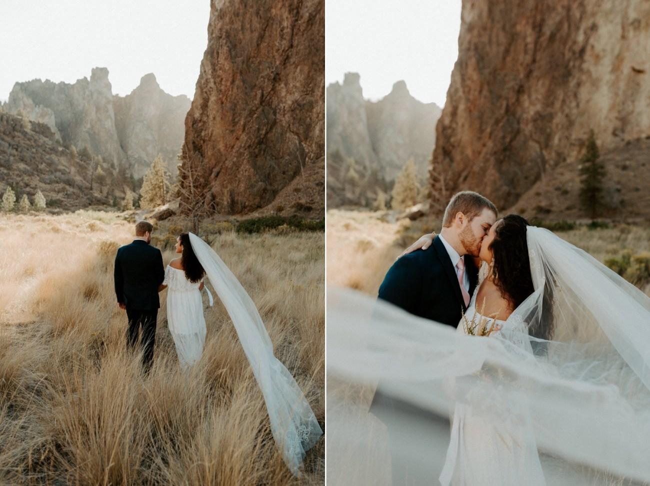 Smith Rock Elopement Bend Elopement Photographer Bend Wedding Photographer Fall Bend Wedding Anais Possamai Photography 015