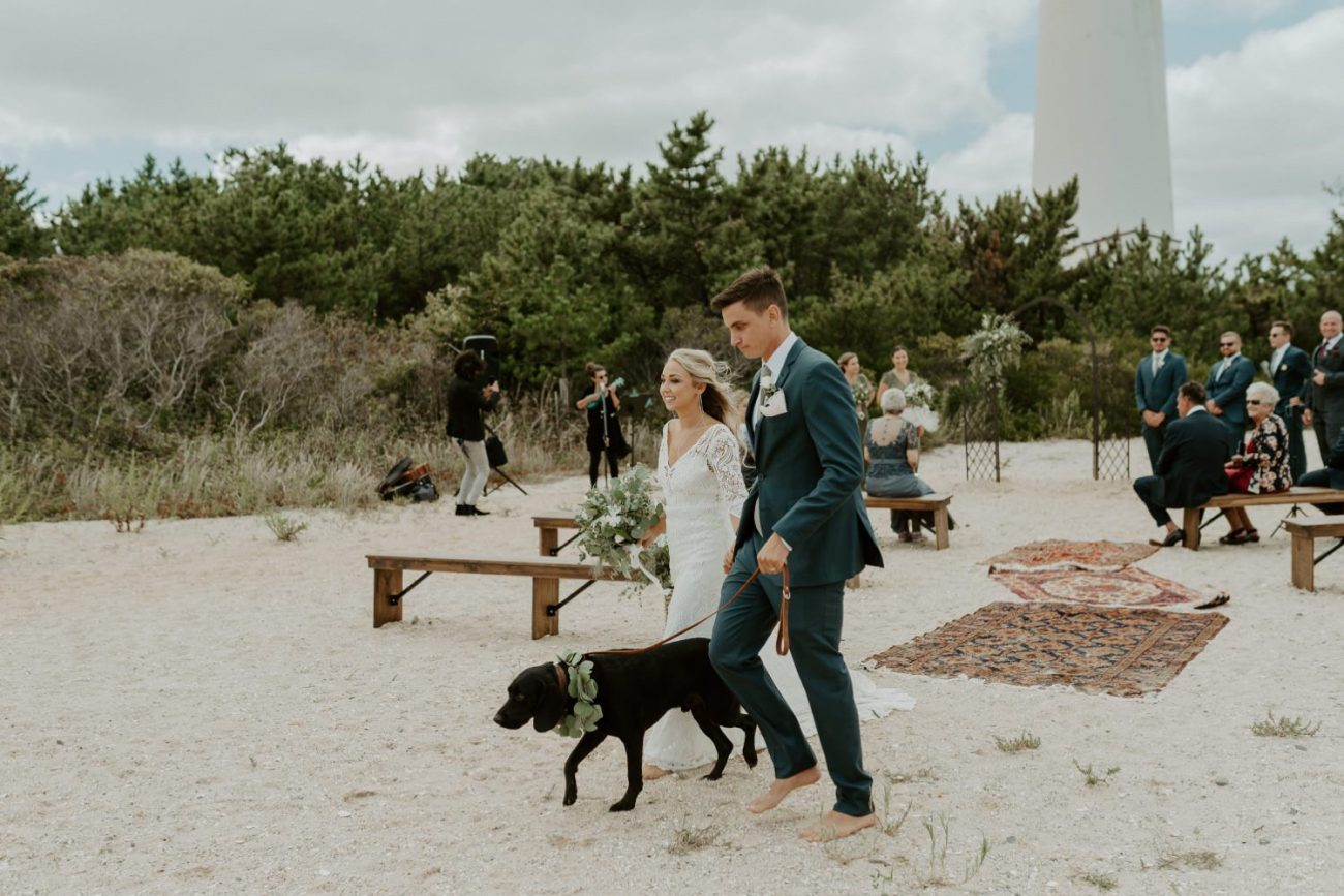 Long Beach Island Wedding Barnegat Lighthouse Wedding Ceremony New Jersey Wedding Anais Possamai Photography Oregon Wedding Photographer 0041