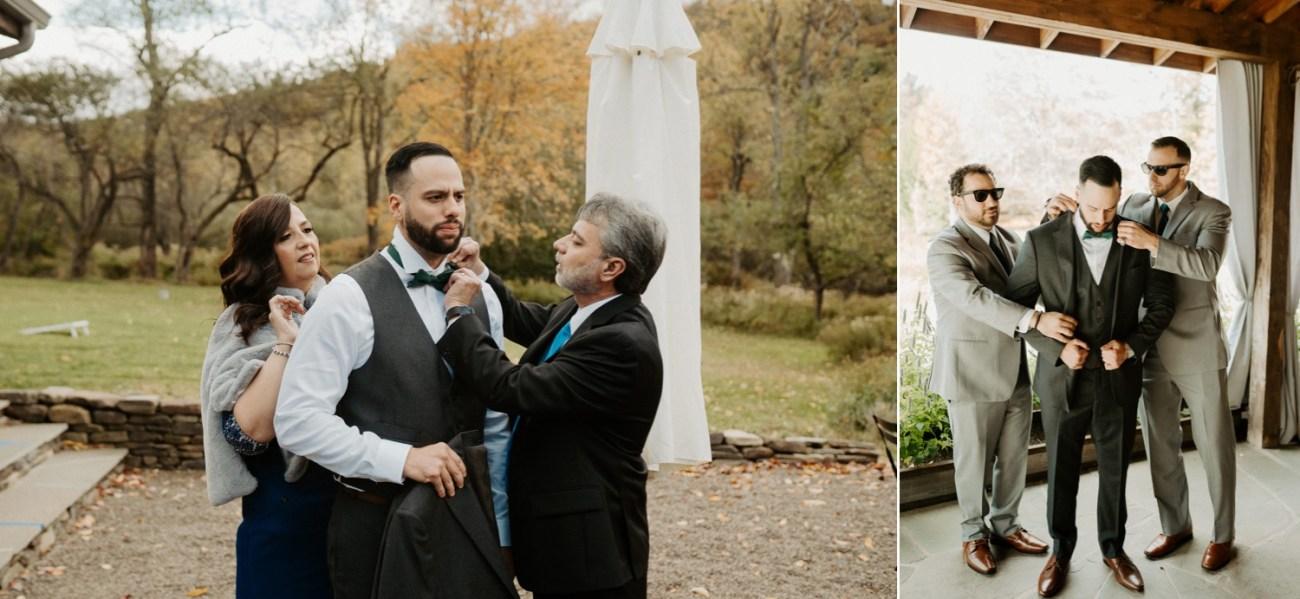 Handsome Hollow Wedding Catskill Up State New York Wedding Photographer Anais Possamai Photography 015