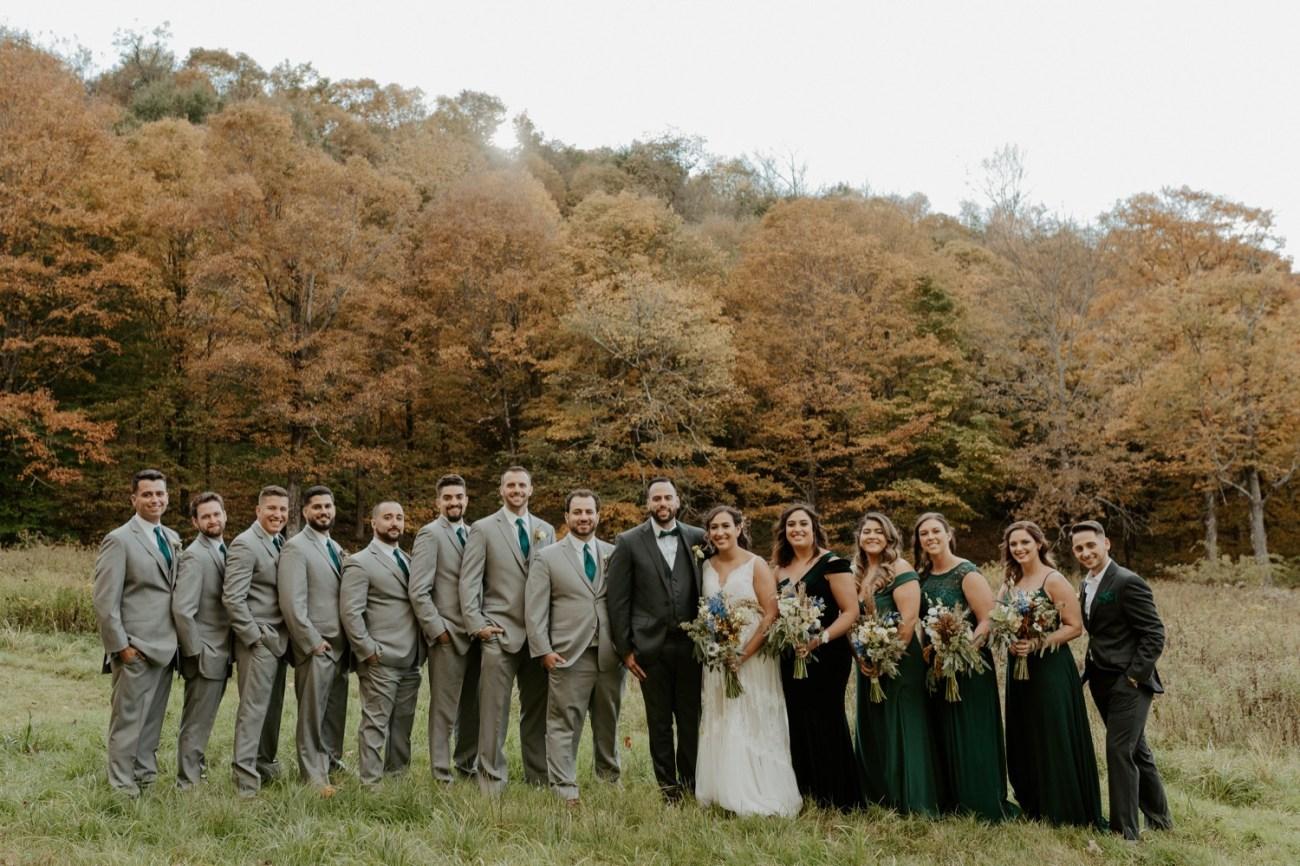 Handsome Hollow Wedding Catskill Up State New York Wedding Photographer Anais Possamai Photography 031